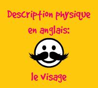description physique en anglais